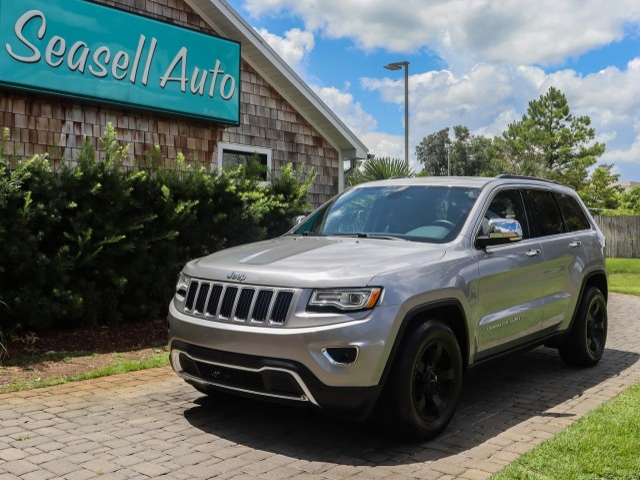 2015 Jeep Grand Cherokee Limited in Wilmington, North Carolina