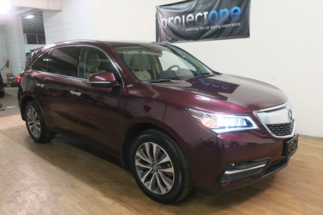 2016 Acura MDX w/Tech/AcuraWatch Plus in Carlstadt, New Jersey