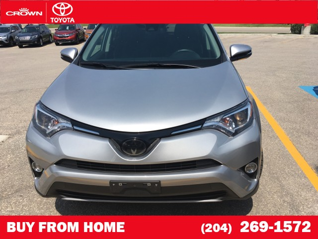 Pre-Owned 2018 Toyota RAV4   Local Trade   AWD XLE