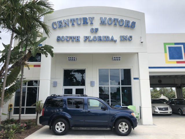 2006 Nissan Pathfinder FLORIDA SE 1 OWNER WARRANTY in pompano beach, Florida