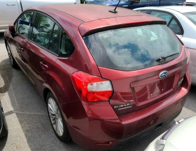 Used 2012 Subaru Impreza Wagon 2.0i Premium Wagon for sale in Geneva NY