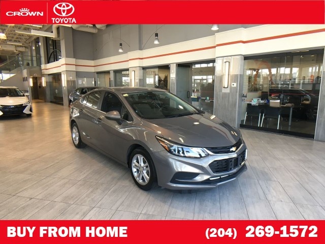 Pre-Owned 2017 Chevrolet Cruze | Local Trade | LT w/1SD