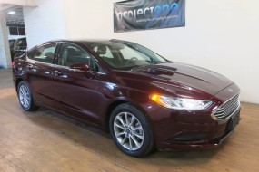 2017 Ford Fusion SE in Carlstadt, New Jersey