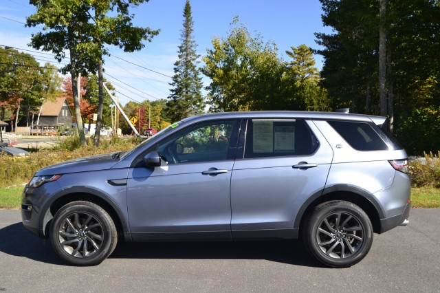 2018 Land Rover Discovery Sport SE in Wiscasset, ME