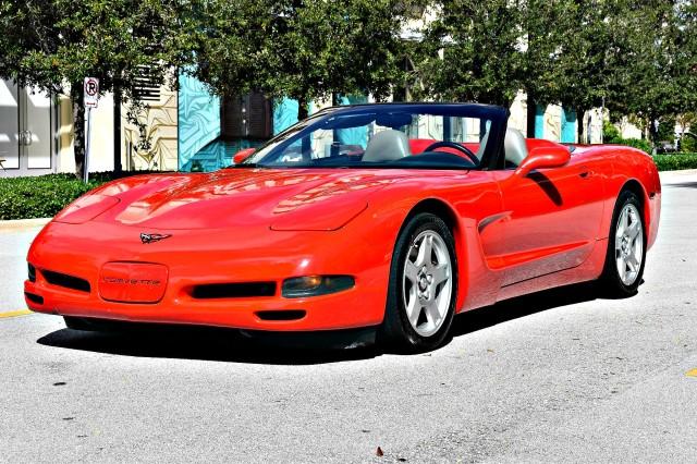 1998 Chevrolet Corvette  in West Palm Beach, Florida