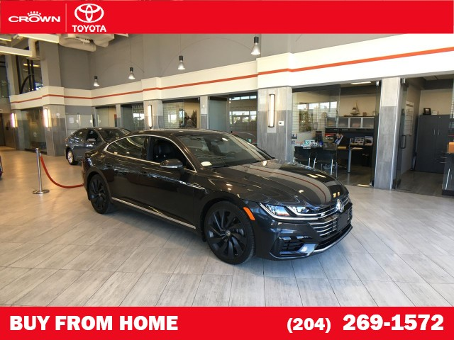 Pre-Owned 2019 Volkswagen Arteon | Local Trade | One Owner | Execline | R Line