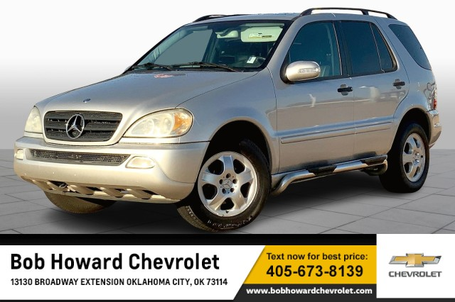 Used 2005 Mercedes-Benz M-Class