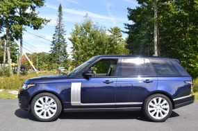 2016 Land Rover Range Rover Supercharged in Wiscasset, ME