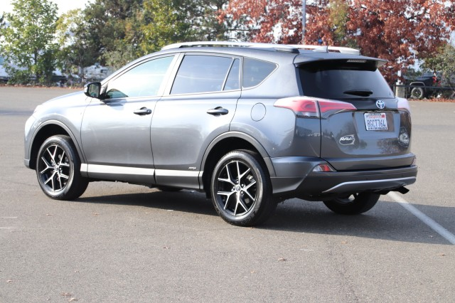 Certified Pre-Owned 2018 Toyota RAV4 Hybrid SE AWD* ONE OWNER, VERY LOW MILES, TOYOTA CERTIFIED FACTORY WARRANTY, ADVANCED TECH PKG, NAVIGATION, JBL PREMIUM AUDIO, POWER LIFTGATE, PARKING SENSORS, BLUETOOTH HANDS FREE TECHNOLOGY, BLIND SPOT MONITOR, HEATED SEATS, MOON ROOF, ALLOY WHEELS