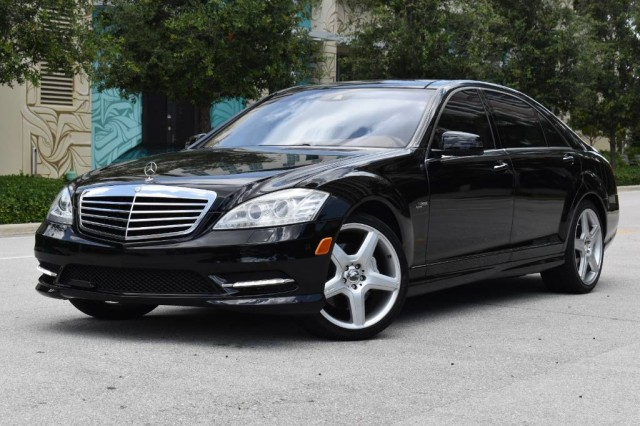 2010 Mercedes-Benz S-Class S 550 in West Palm Beach, Florida