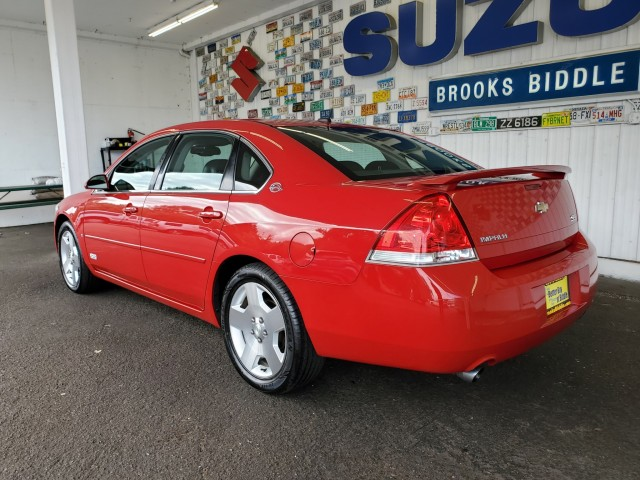 Pre-Owned 2008 Chevrolet Impala SS