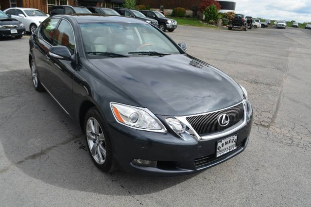 Used 2010 Lexus GS 350  Sedan for sale in Geneva NY