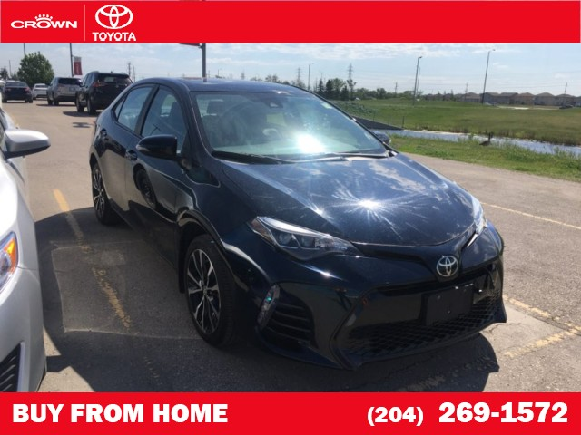Pre-Owned 2018 Toyota Corolla | Crown Original | Local Trade | One Owner | XSE CVT