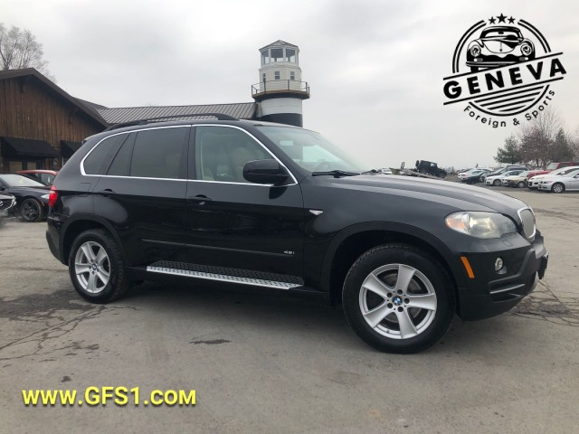 Used 2007 BMW X5 4.8i SUV for sale in Geneva NY