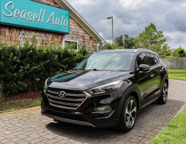 2016 Hyundai Tucson Limited in Wilmington, North Carolina