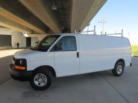 2009 Chevrolet Express Cargo Van 2500 Extended  in Farmers Branch, Texas