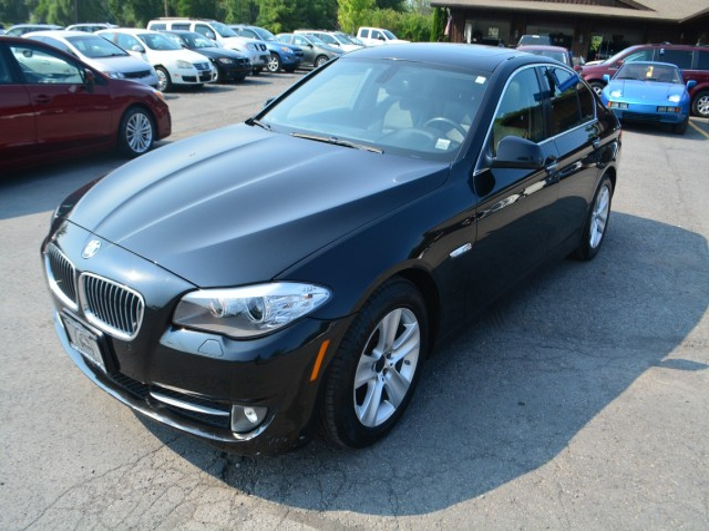 Used 2012 BMW 5 Series 528i xDrive w/ Navi Sedan for sale in Geneva NY