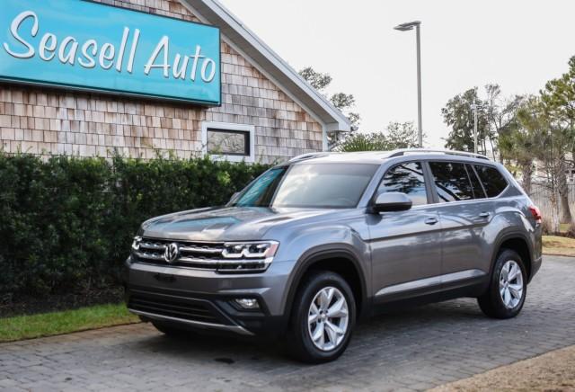 2018 Volkswagen Atlas 3.6L V6 SE in Wilmington, North Carolina