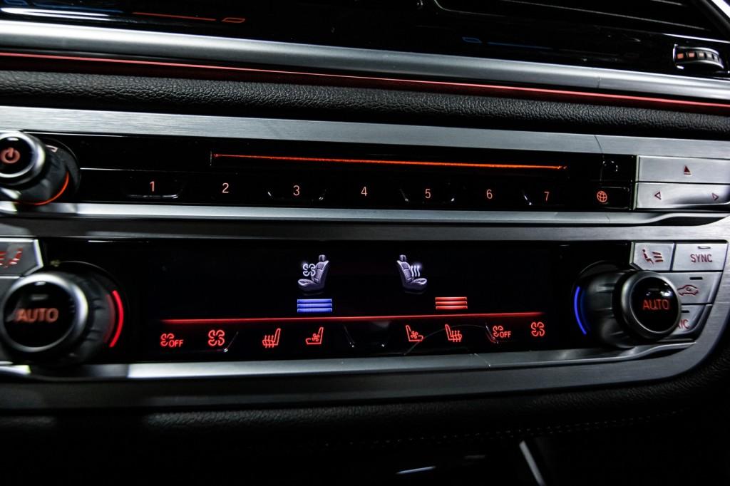 Pre-Owned 2019 BMW 7 Series 750i HeadsUpDisplay BackUpCam M-SportPKG 20''M-SportWheels Htd/ACSeats