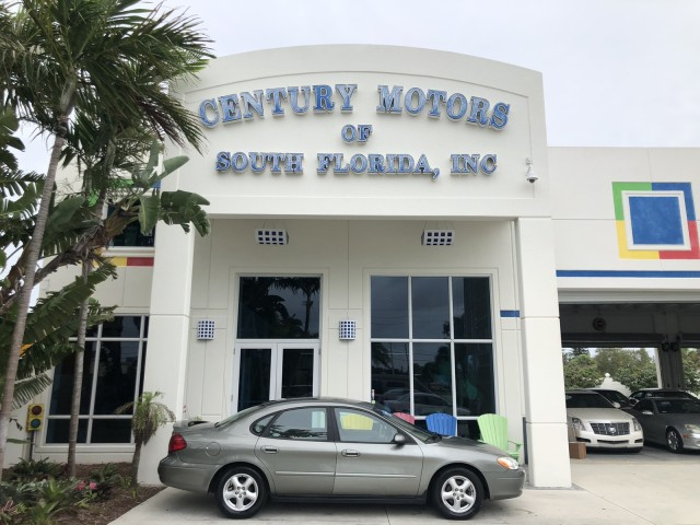 2003 Ford Taurus WARRANTY SES LOW MILES 57,495 in pompano beach, Florida