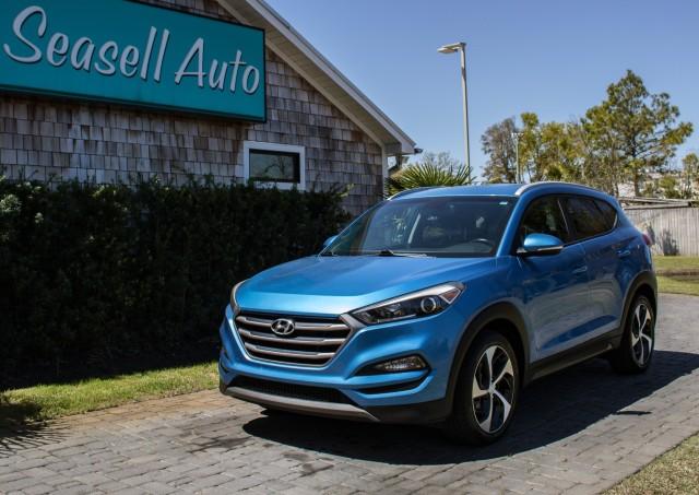 2016 Hyundai Tucson Sport in Wilmington, North Carolina