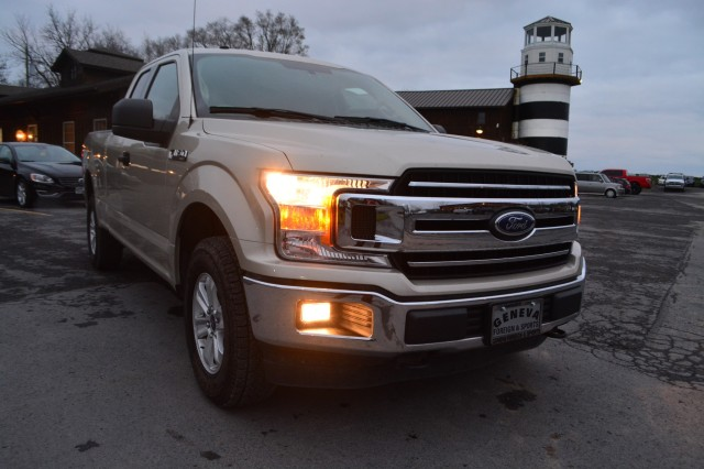 Used 2018 Ford F-150 XLT Pickup Truck for sale in Geneva NY