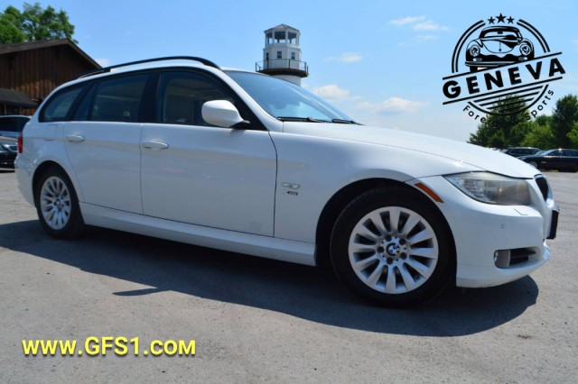 Used 2009 BMW 3 Series 328i xDrive Wagon for sale in Geneva NY