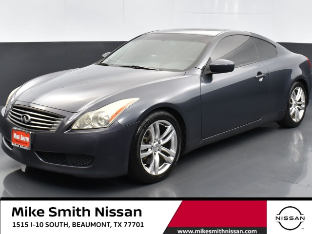 Used 2009 INFINITI G37 Coupe