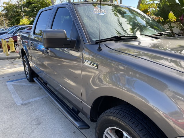 2008 Ford F-150 FX2, CARFAX 1 Owner, 8 cylinder, loaded, sport interior in pompano beach, Florida