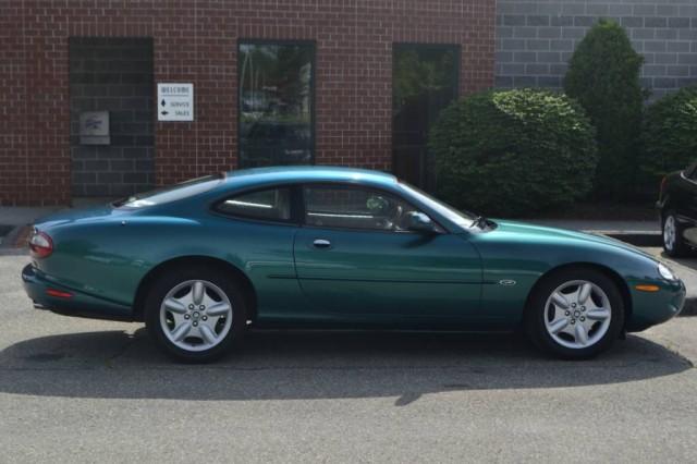1997 Jaguar XK8  in Wiscasset, ME