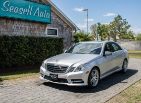 2013 Mercedes-Benz E-Class E 350 Sport in Wilmington, North Carolina