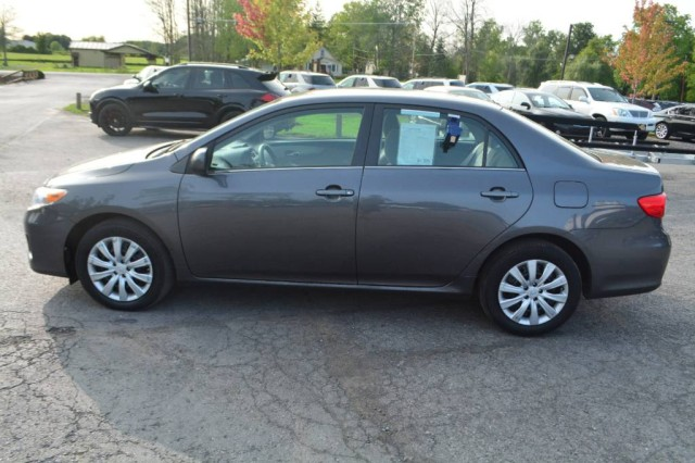 Used 2013 Toyota Corolla LE Sedan for sale in Geneva NY