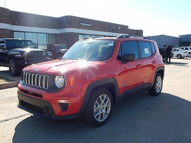 used 2019 Jeep Renegade Sport