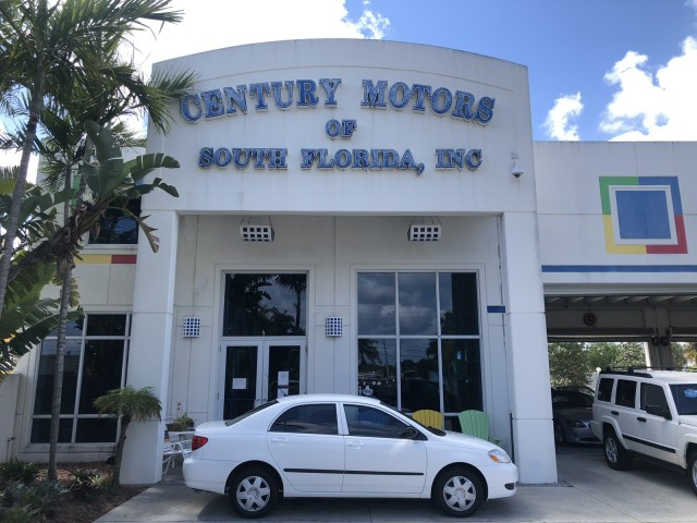 2008 Toyota Corolla CE, Certified, VERY LOW MILES, super clean in pompano beach, Florida