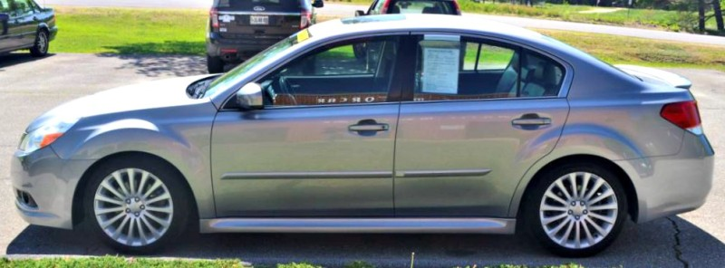 2010 Subaru Legacy GT Limited Pwr Moon in Wiscasset, ME