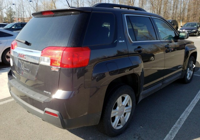 Used 2015 GMC Terrain SLE SUV for sale in Geneva NY