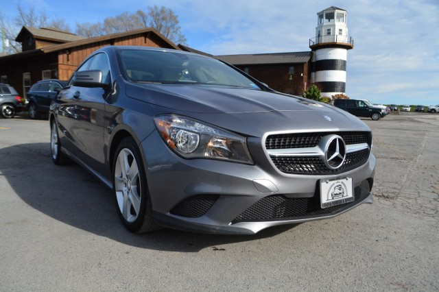 Used 2015 Mercedes-Benz CLA-Class CLA 250 Sedan for sale in Geneva NY