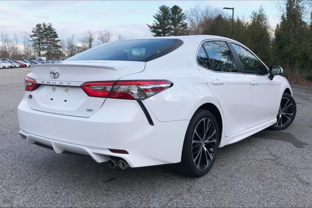 Certified Pre-Owned 2018 Toyota Camry SE**TOYOTA CERTIFIED!!**