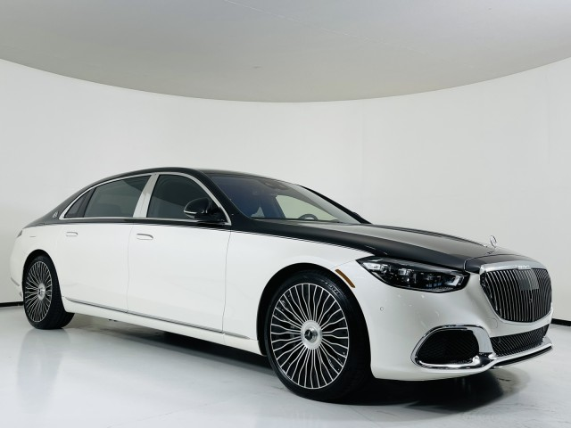 2021 Mercedes-Benz S580 For Sale