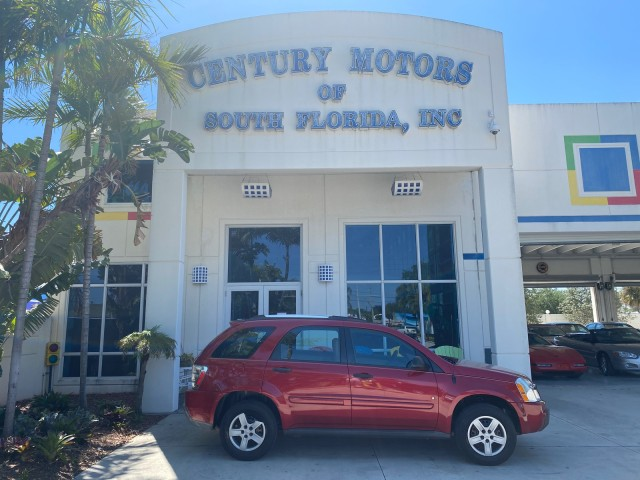 2006 Chevrolet Equinox LS, v6, 3 owner, front wheel drive, non smoker in pompano beach, Florida