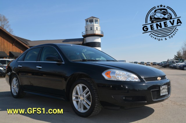 Used 2014 Chevrolet Impala Limited (fleet-only) LTZ