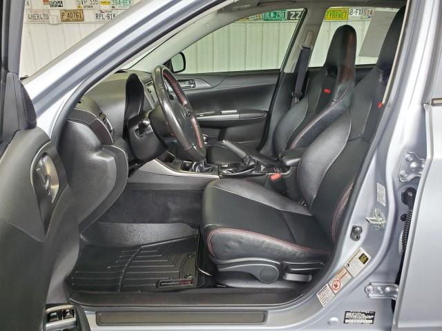 Pre-Owned 2014 Subaru Impreza Sedan WRX Limited