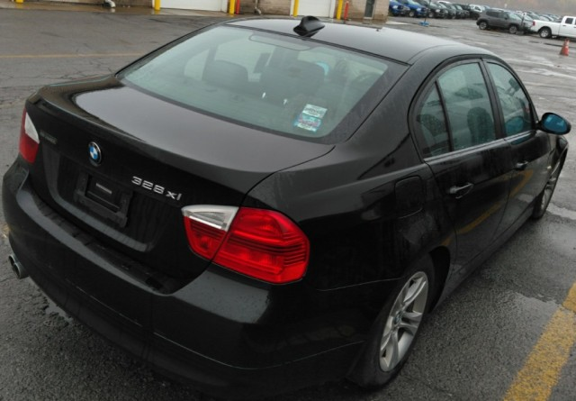 Used 2008 BMW 3 Series 328xi Sedan for sale in Geneva NY