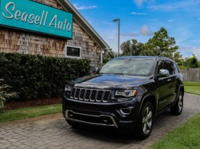 2015 Jeep Grand Cherokee Overland in Wilmington, North Carolina