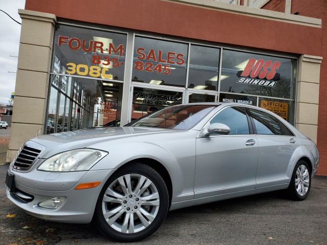 2009 Mercedes-Benz S-Class 5.5L V8 in Buffalo, New York
