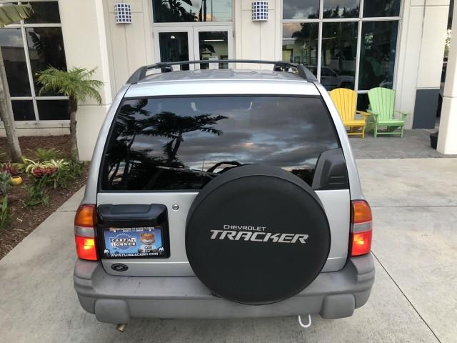 2003 Chevrolet Tracker Base in pompano beach, Florida