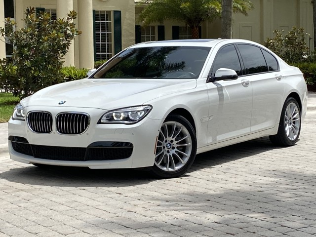 2014 BMW 7 Series 750i xDrive in West Palm Beach, Florida