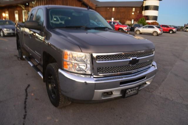 Used 2013 Chevrolet Silverado 1500 LT Pickup Truck for sale in Geneva NY