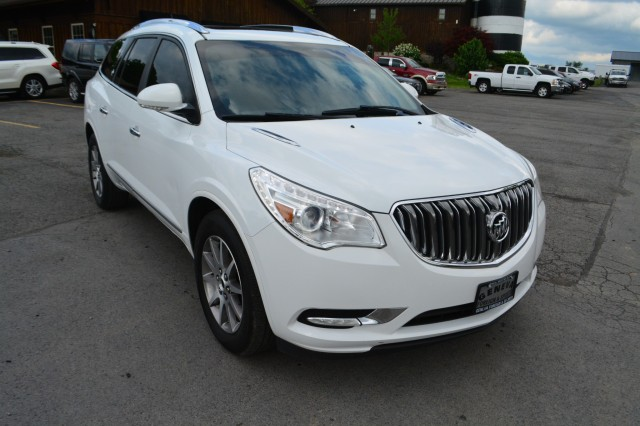 Used 2017 Buick Enclave Leather SUV for sale in Geneva NY