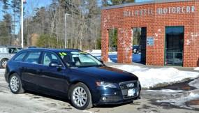 2010 Audi A4 2.0T Premium  Plus in Wiscasset, ME